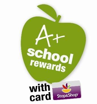 A+ School rewards with Stop & Shop card